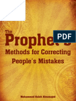 The Prophet's Methods