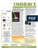 December 2011 COMMERCE Newsletter