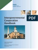 Intergovernmental Cooperation Handbook