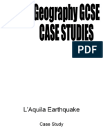 Geography GCSE Revision - ALL Case Studies