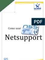 como usar el netsupport