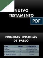 Epistolas Pablo y Generales