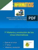 EXPOSICION VIRUS INFORMATICOS