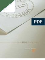 Howard Brown Annual Report 07