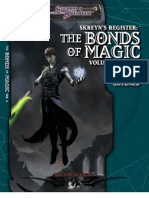 The Bonds of Magic - Volume I
