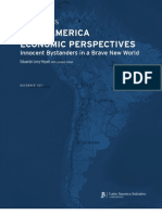 LatAm Economic Perspectives Brookings