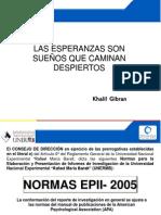 NORMAS EPII-APA 2005