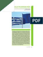 Greece in the EU