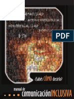 Manual Comunicación Inclusiva