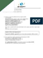 Manual Para Colocar o JBoss Como Servico No Linux