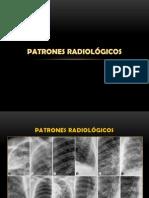 Patrónes Radiologicos