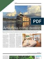 Turismo en la Amazonía del Perú
