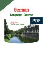 334689 German Language Course