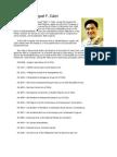 Senator Juan Miguel F RA 9165