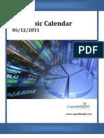 Economic Calendar By Money CapitalHeight