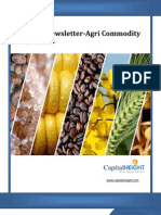 Weekly Newsletter AgriCommodity