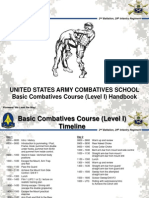 Combatives Lvl. 1