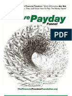 Passive Payday eBook