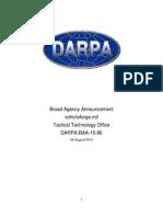 DARPA BAA 10 86 mil DRAFT