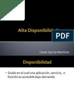 AltaDisponibilidad
