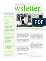 Group 48 Newsletter - December 2011