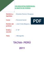 Historia de l Peru