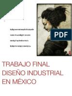 Prospectiva del Diseño Industrial en México