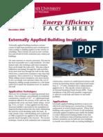 AHT_Externally Applied Building Insulation
