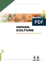 Curriculum Indian Culture Old