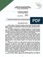 HB 5512 - Gender Education