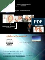 Microbiologia Practica, Flora Normal