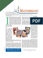 Decline of the Master Brand (TM)