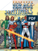 Silver Age Sentinels