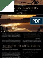 137403 Business Mastery II Brochure_LR