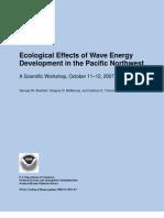 Wave Energy NOAATM92