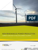 Renewables Power Production 2010