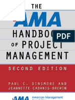 The AMA Handbook of Project Management, 2nd Edition (2006) - DDU