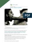 Violencia de género Señales Invisibles