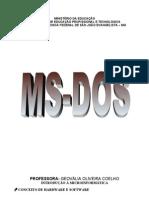 Apostila MS DOS