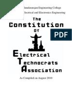 Constitution e Copy