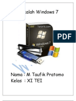Makalah Windows 7