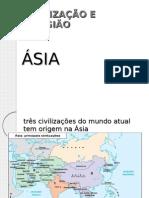 Religiões - Asia