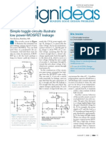 Single Mosfet