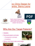 Veterinary Clinic Design for Earth Centre, Sierra