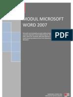 37314206 Modul Microsoft Word 2007