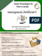 Inteligencia Artificial (Unidad I)
