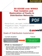 Iec 61850 Goose Over Wimax Pac World 2011