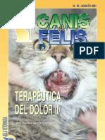 Anestesiologia Veterinaria - Terapeutica Del Dolor