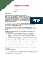 Comptabiliteanalytique Cours Doc