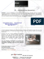 Brochure-Scheda Promete English Intero 2011